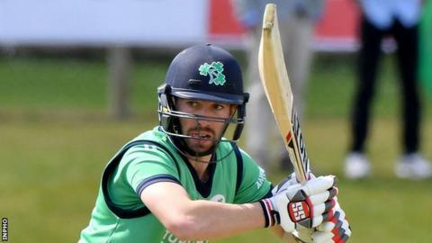 Andrew Balbirnie's 67 helped Ireland overcome Scotland in Dubai