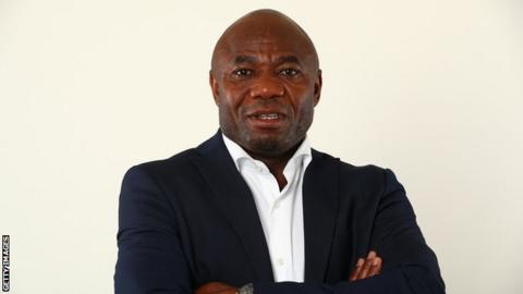 Tanzania's Nigerian coach Emmanuel Amuneke