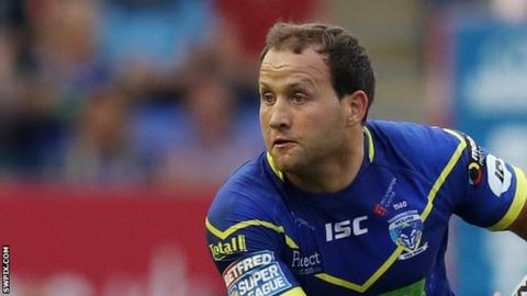 Tyrone Roberts kicked five goals for Warrington Wolves against Catalans Dragons