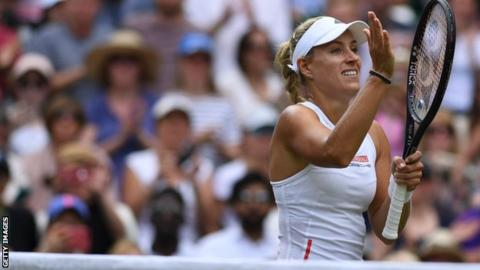 Former Gairdoch United star teams up with Serena Williams at Wimbledon 2019