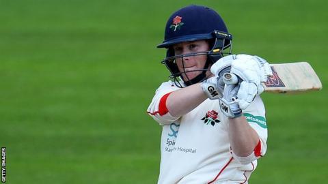 Alex Davies hit 47 off 26 balls when Lancashire won the 2015 T20 Blast