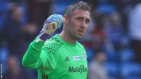 Hull City goalkeeper Allan McGregor on loan to Cardiff City