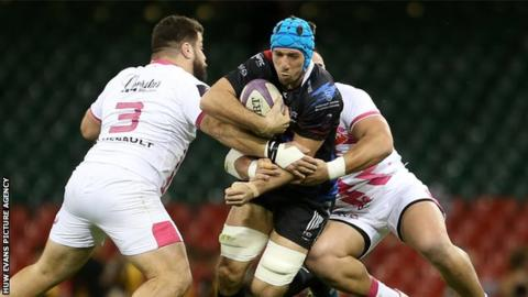 Ospreys reached the quarter-finals of the Challenge Cup last season