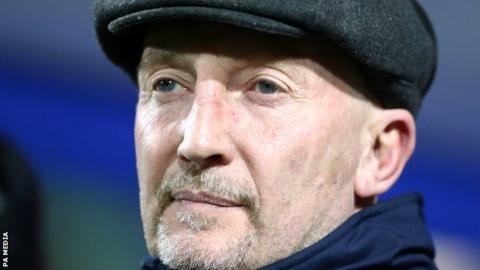 Ian Holloway start his new job as Grimsby Town boss on 2 January