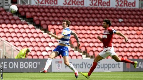 Jordan Hugill scores for QPR
