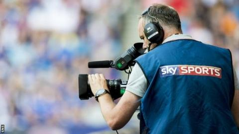 Premiership clubs struck a deal with Sky Sports to allow games behind closed doors to be streamed live as football's return gathers pace