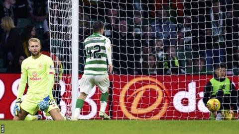 Scott Bain conceded four goals against Cluj on Tuesday