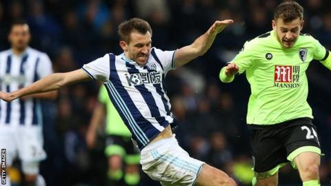 Gareth McAuley has spent seven years with West Brom