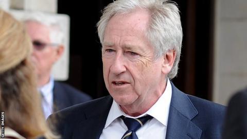 Hampshire chairman Rod Bransgrove