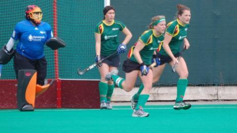 Guernsey women's hockey