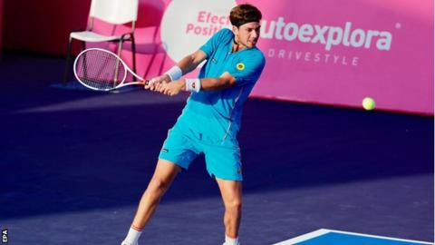 Del Potro, Fognini advance to Mifel final