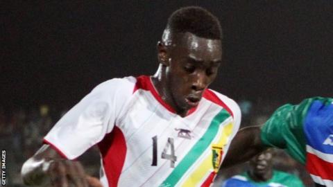 Mali international midfielder Sambou Yatabare