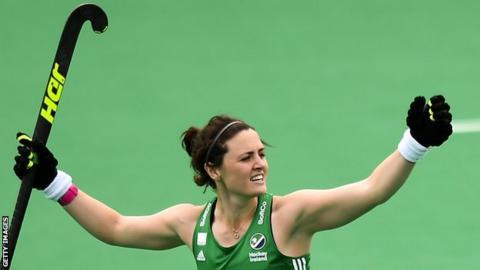 EuroHockey 2019: Ireland women keep hopes alive by routing Belarus 11-0