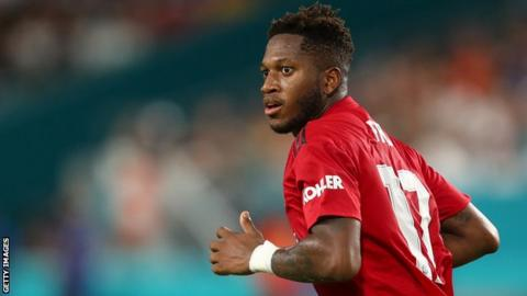 Midfielder Fred was Manchester United's main summer signing for a reported £52.7m