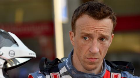 Kris Meeke seemed to be caught by surprise by Thursday's announcement by Citroen