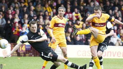 Stephen Craigan spent 14 years at Motherwell in two different spells
