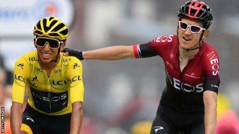 Geraint Thomas named in GB Road World Championships team