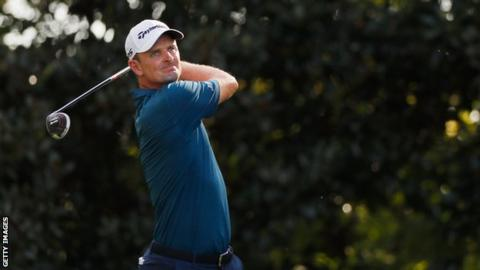 Justin Rose's Round 4 highlights from TOUR Championship 2018