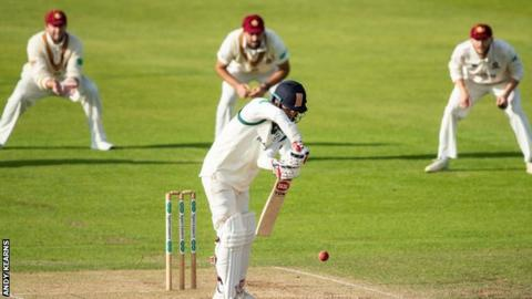 County Championship: Northamptonshire thrash Worcestershire by 10 wickets