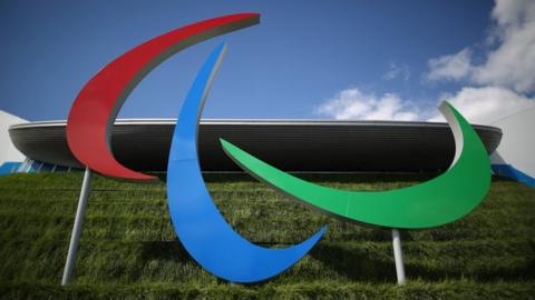 The Paralympic Games run from 7 to 18 September