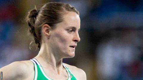 Ciara Mageean is preparing for the European Indoor Championships in Belgrade