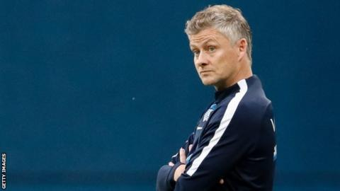Ole Gunnar Solskjaer confirmed interim manager to replace Jose Mourinho