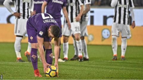 Bernardeschi, Higuain put Juventus top amid VAR fiasco