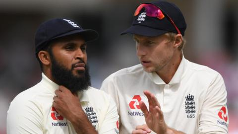 Joe Root & Adil Rashid