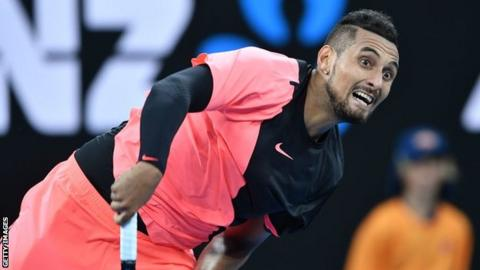 Becker - Kyrgios can kick on in 2018