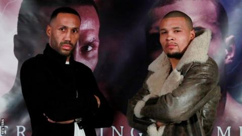 James DeGale to face British rival Chris Eubank Jr in February