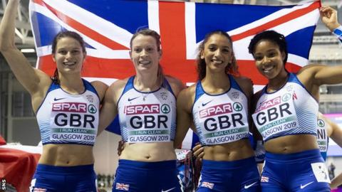 Scottish athlete Zoey Clark targets individual honours at 400m