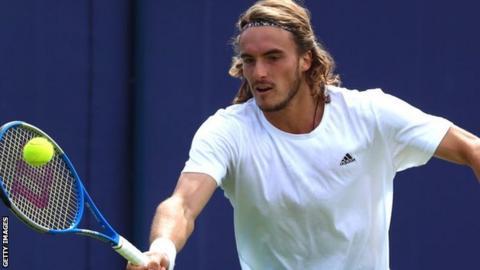 Wimbledon: Stefanos Tsitsipas targets 'big four ...