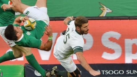 Willie Le Roux has won 37 caps for South Africa