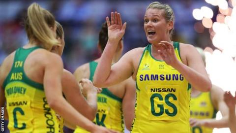 Australia head into the World Cup in Liverpool top of the world rankings