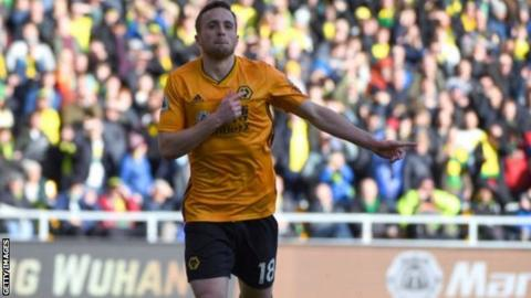 Diogo Jota: Wolves forward believes Premier League will be completed