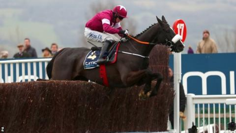 Bryan Cooper on Don Cossack
