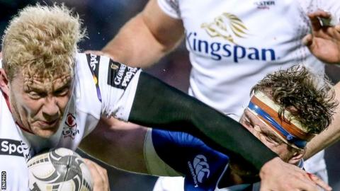 Ulster were beaten by Leinster in the play-off semi-finals in May 2016