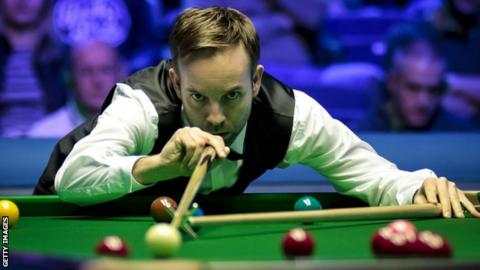 Ali Carter beats Jimmy White
