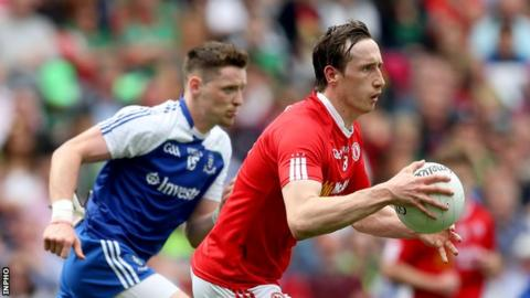 Colm Cavanagh was Tyrone's only All-Star winner last year