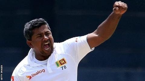 Spin ace Herath to retire after first England Test