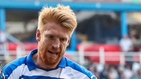 Paul McShane made just five appearances for Reading this season