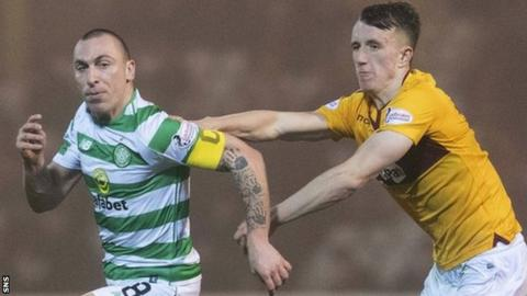 David Turnbull and Scott Brown