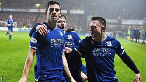 Graham Dorrans: Midfielder signs new 18-month Dundee deal