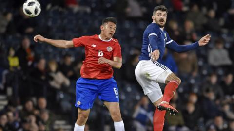 Scotland v Costa Rica