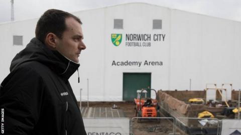 Norwich sporting director Stuart Webber on the tricks of football recruitment