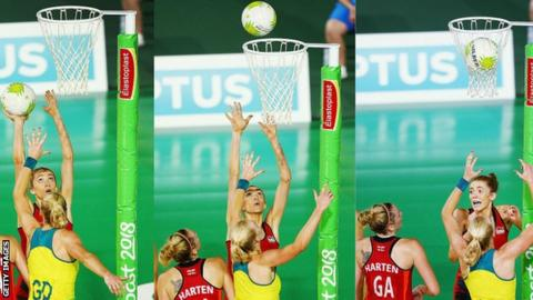 Netball World Cup 2019: 'I have to be comfortable with the