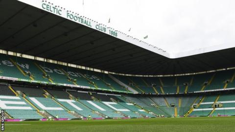 Celtic Park has never staged a rugby union match