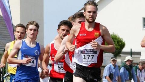 Athletics at 2015 Island Games in Jersey
