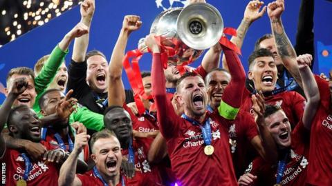 Liverpool's Champions League performances have earned them 'respect' says Andrew Robertson