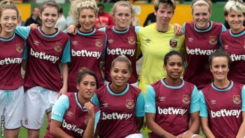 West Ham United  delighted  to add West Ham Ladies to  the family ... f44d07047